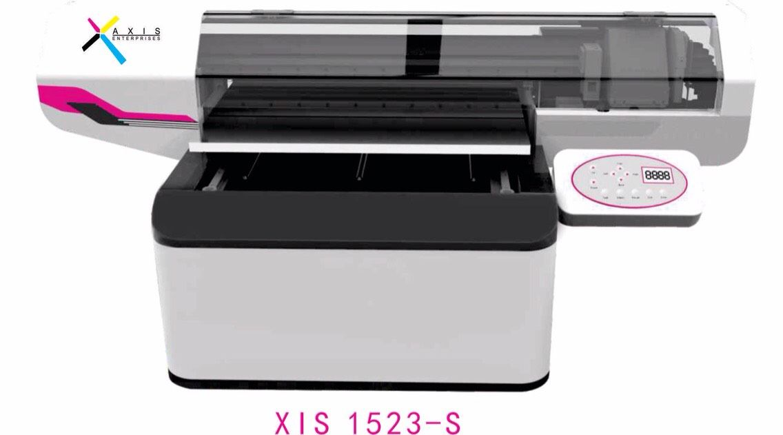 reputable site 30422 f31ee Digital XIS 1523-S Flatbed UV Printer For Mobile Case Printing ...