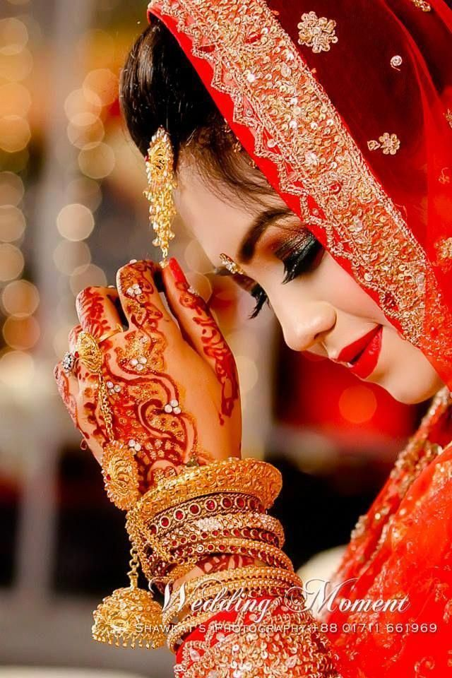 Pin by Safah on Makeup in 2020 Indian wedding