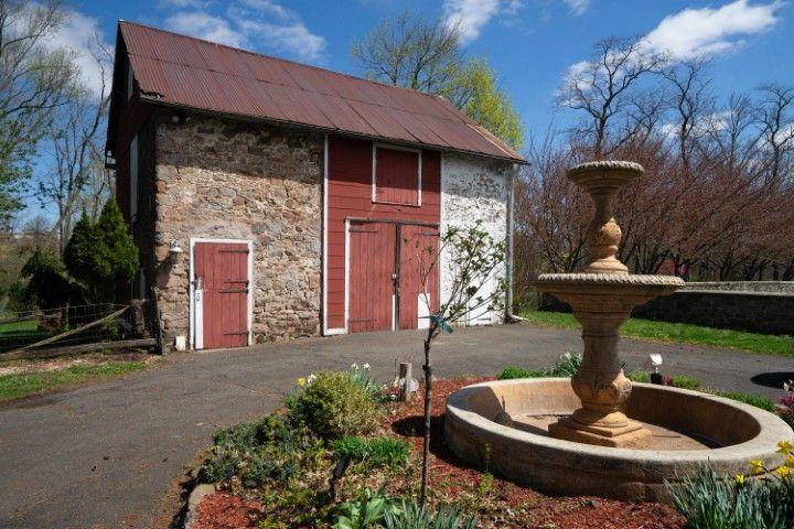 Circa 1806 Farmhouse in Bucks County PA | CIRCA Old Houses | Old