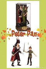 disney fairytale collection doll hiro and villans peter pan limited edition | eBay