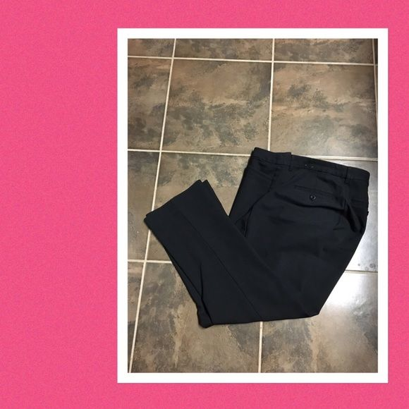 CJ Banks black dress slacks Very nice dressy black slacks. No signs of wear and in excellent condition. Size 4 short. Christopher & Banks Pants