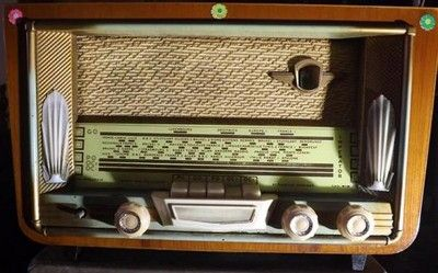 poste de radio tsf imperator populaire 85 1958. Black Bedroom Furniture Sets. Home Design Ideas