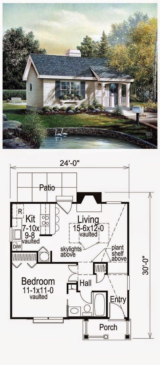 Tiny House And Blueprint House Blueprints Tiny House Plans Cottage Plan