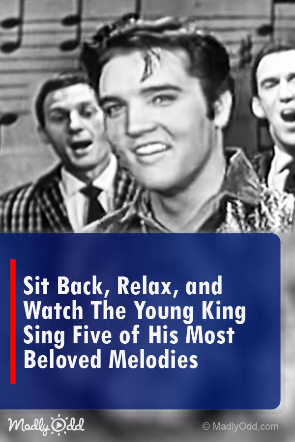 Watch Elvis Sing 5 Of His Best Hound Dog Love Me Tender Heartbreak Hotel Don T Be Cruel And Peace In The Valley E Elvis Sings Singing Videos Oldies Music