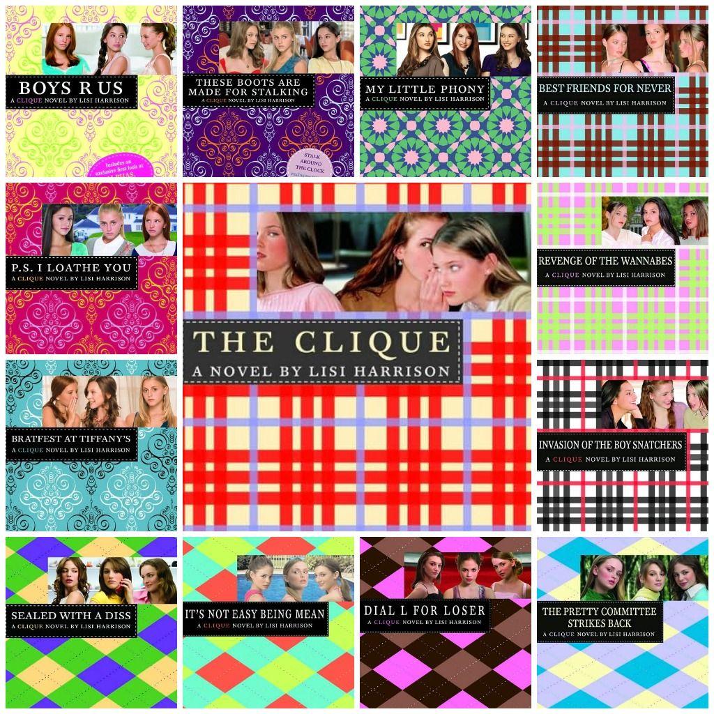 Die Clique Serie