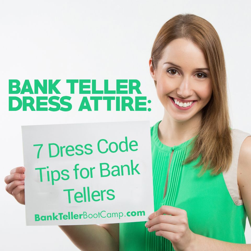 b68f0bcf54 Bank Teller Dress Attire | Interviews | Bank teller, Bank teller ...