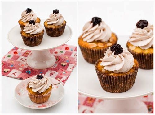 Berry Lovely: Amarena Cupcakes