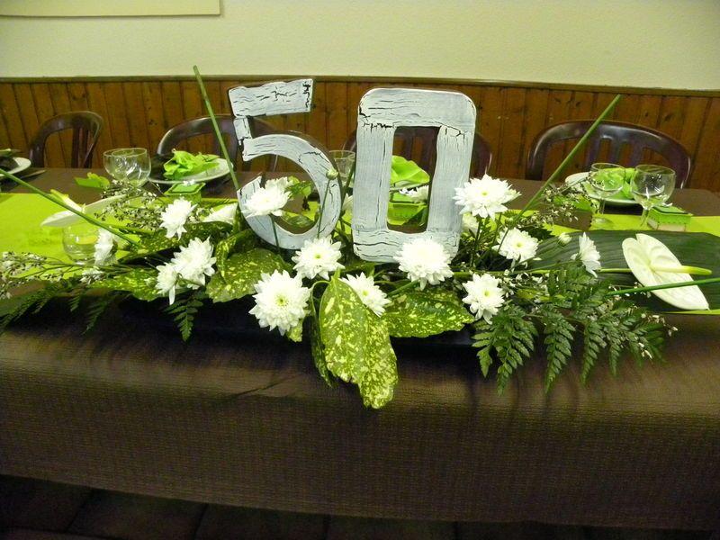 deco table anniversaire femme 50 ans - Recherche Google  déco table ...