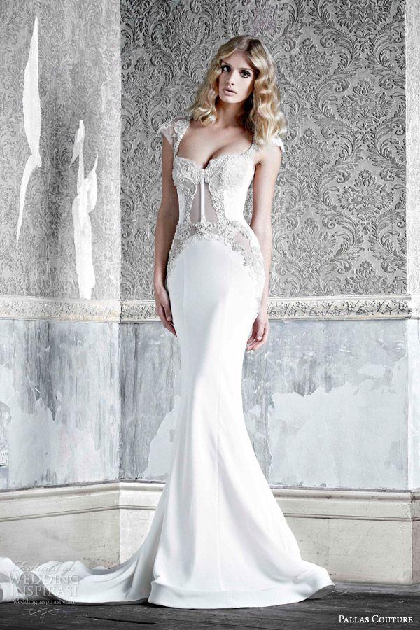 Pallas Couture 2015 Wedding Dresses La Promesse Bridal Collection