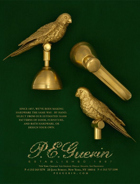 P E Guerin S No 14800 Bird Basin Set With Every Feather Chased