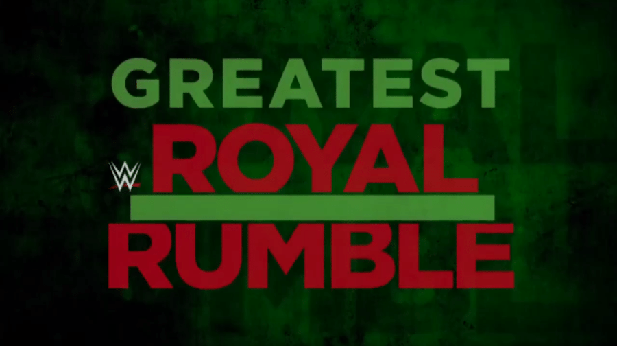 Spoiler Huge Name Returning To Wwe For The Greatest Royal Rumble Wrestling News Royal Rumble Wwe News Wwe