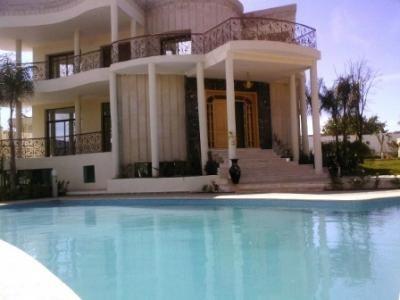 Plan Villa Moderne Gratuit Maroc #3 Maison Pinterest