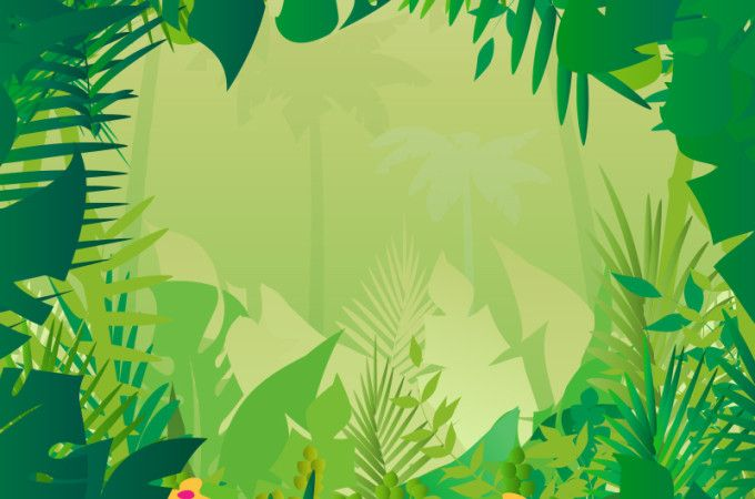 pin by haryanty hassan on an artsy mind jungle theme jungle