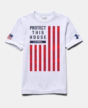 Boys' UA PTH® Flag T-Shirt