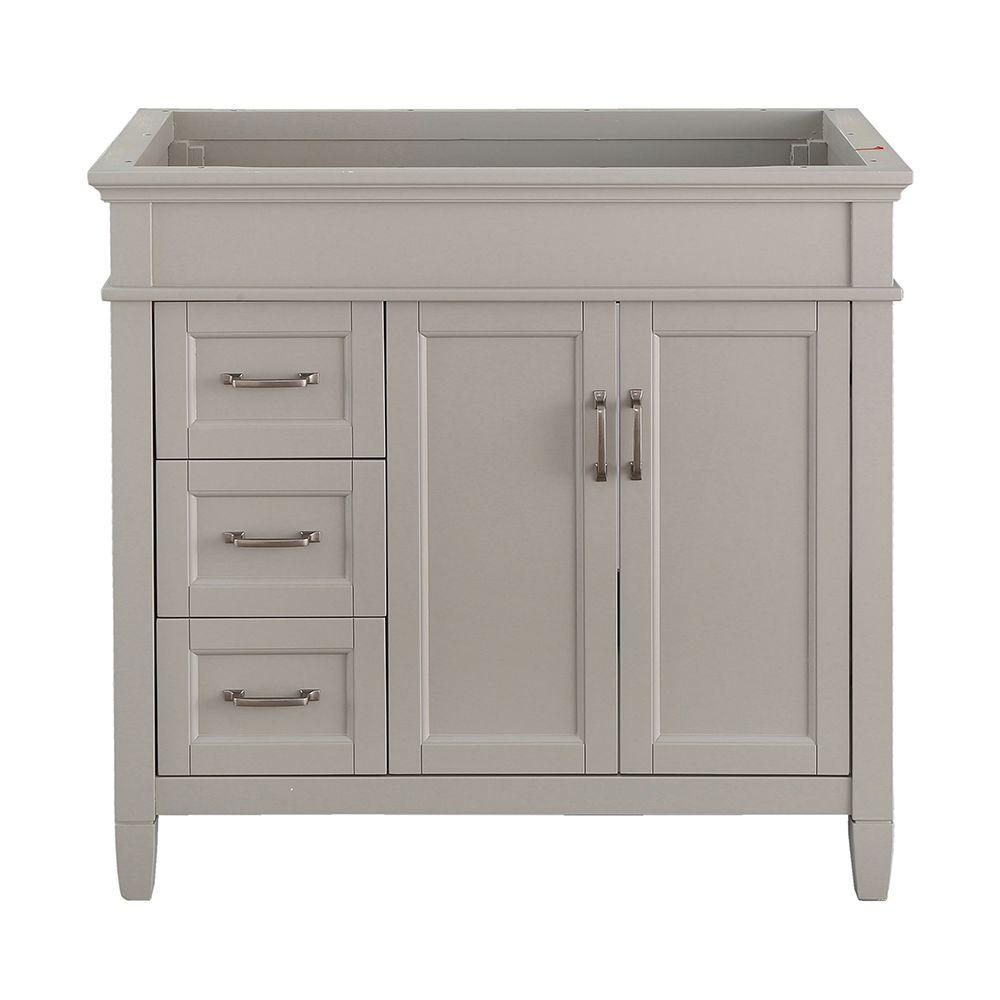 home decorators collection ashburn 36 in w x 21 75 in d on bathroom vanity cabinets clearance id=93591