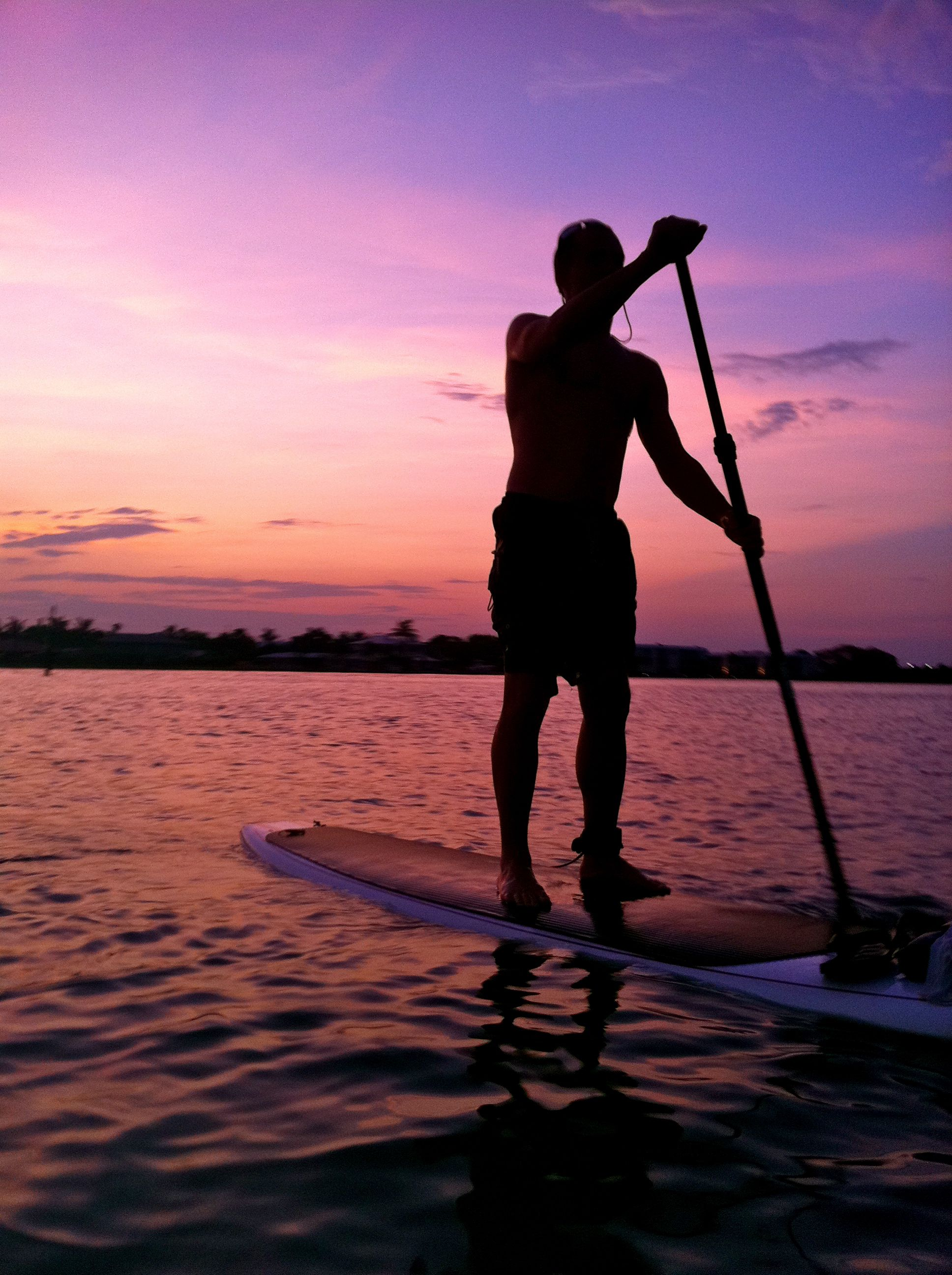 sunset on the Jupiter Inlet Jupiter florida, Florida