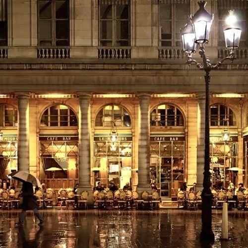 Paris. Lovely.