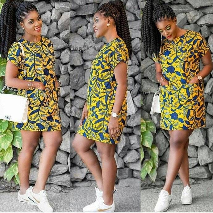 Fashionable African Dresses to Wow This Season #kitengedesigns