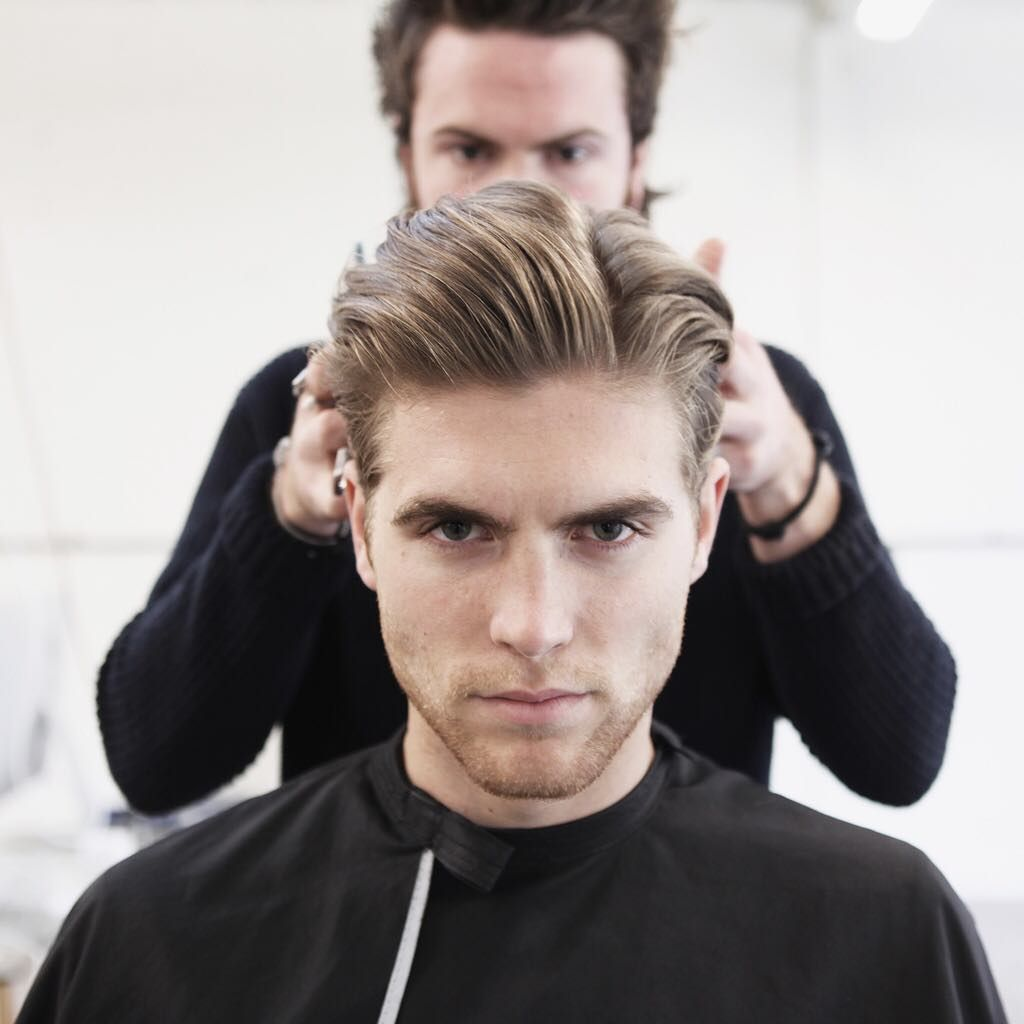 Oblong face haircut men ryanmorrismotley i recently had an appointment to get my haircut at
