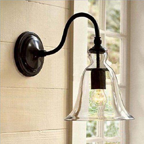 Wall Light Amazon: WinSoon Industrial Edison Simplicity 1 Light Wall Mount