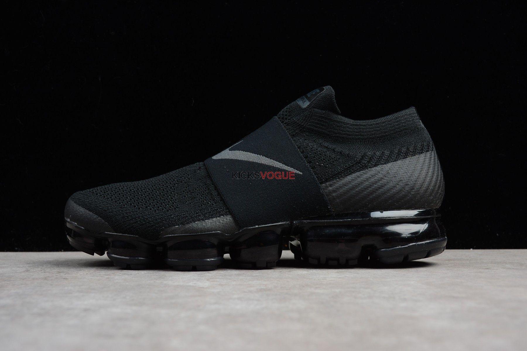 82c2a178a865 Nike Air VaporMax Moc Flyknit Laceless  vapormax  nike  nikeairvapormaxmoc