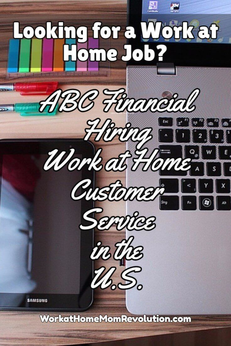 Home Based Jobs Abc Financial Hiring Virtual Agents Home Based Jobs Work From Home Jobs Work From Home Opportunities
