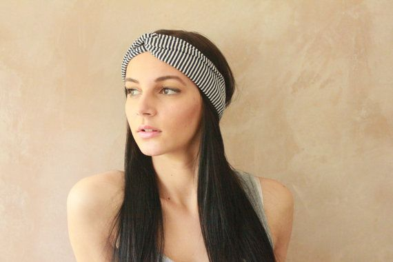 Turban Twist  Turban Headband Sweatband Twisted by DreamingDays