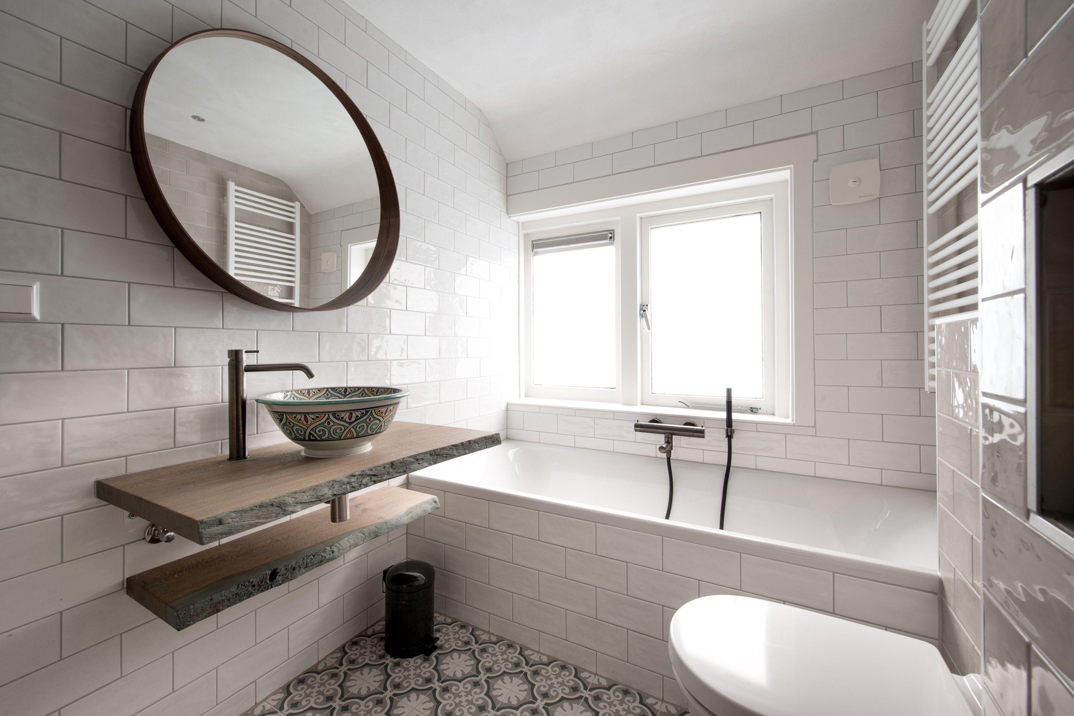 Een prachtige design badkamer van middelkoop de unieke