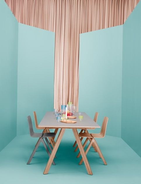 Interesting Table by Ronan and Erwan Bouroullec