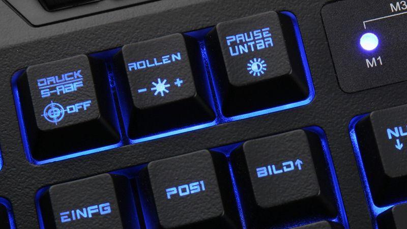 Ігрова клавіатура Sharkoon Skiller Pro