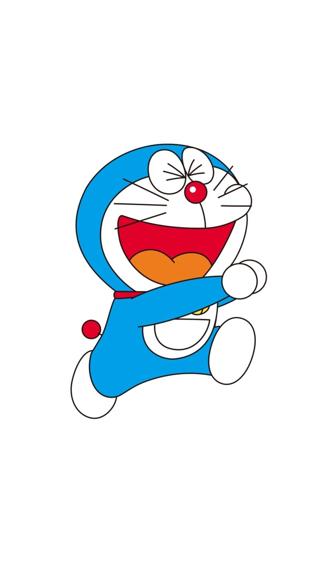 Happy Doraemon  Doraemon cartoon, Doraemon wallpapers, Doraemon
