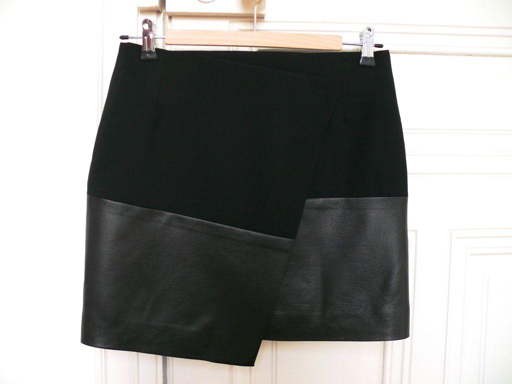 7a85eec42c5173 Une jupe asymétrique comme Vanessa B. - Bee made | Fashion | Jupe ...