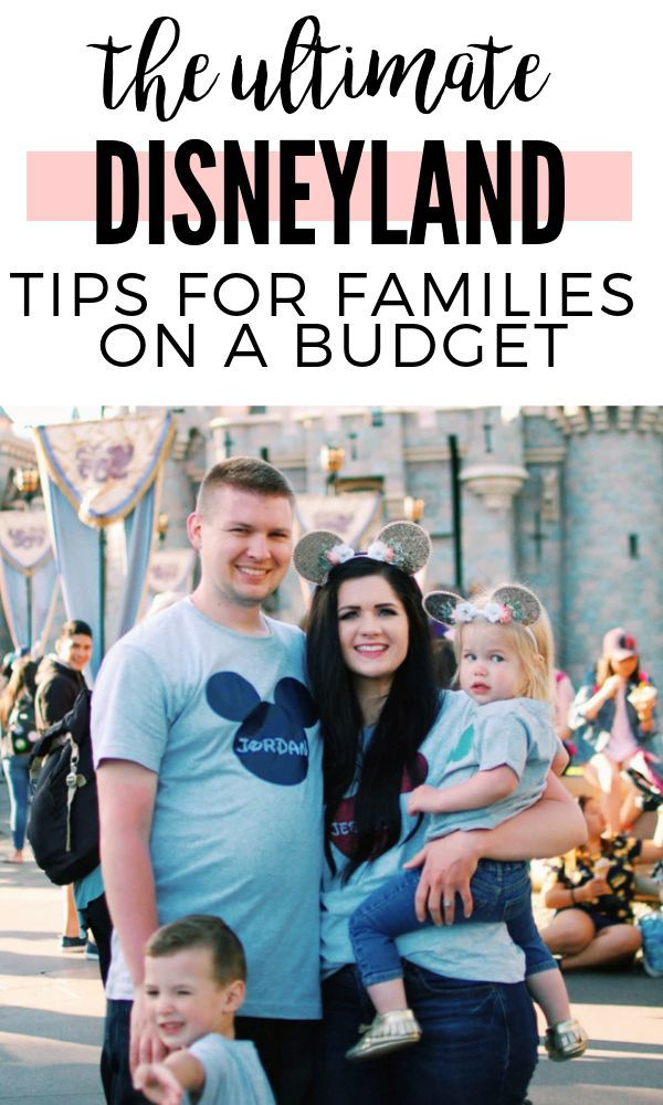 Tons Of Disneyland Tips To Save Money And Rock Your Visit #disneylandfood