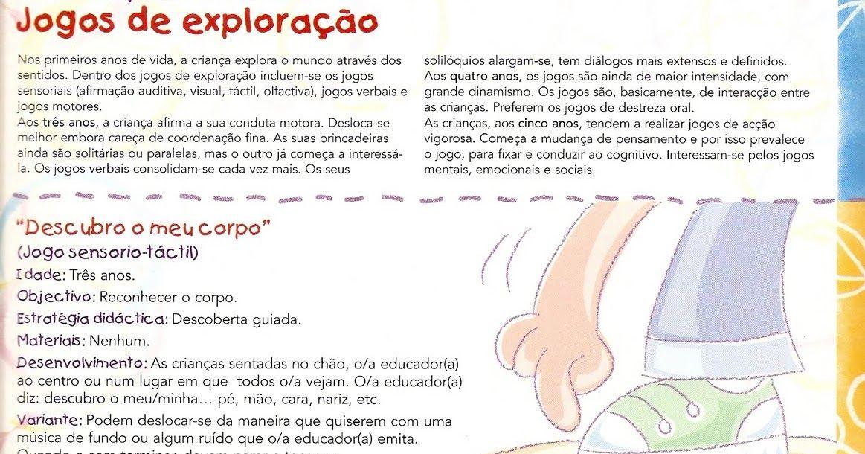 Pin De Val Fialho Em Jogos Psicomotricidade Na Educacao Infantil
