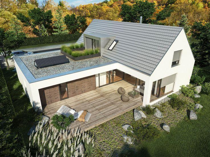 Klicken Sie Um Das Bild Zu Schliessen Und Halten Sie Die Maustaste Gedruckt Um B Anbau Haus Wohnzimmer In 2020 Backsteinhauser Haus Architektur Ziegelhaus