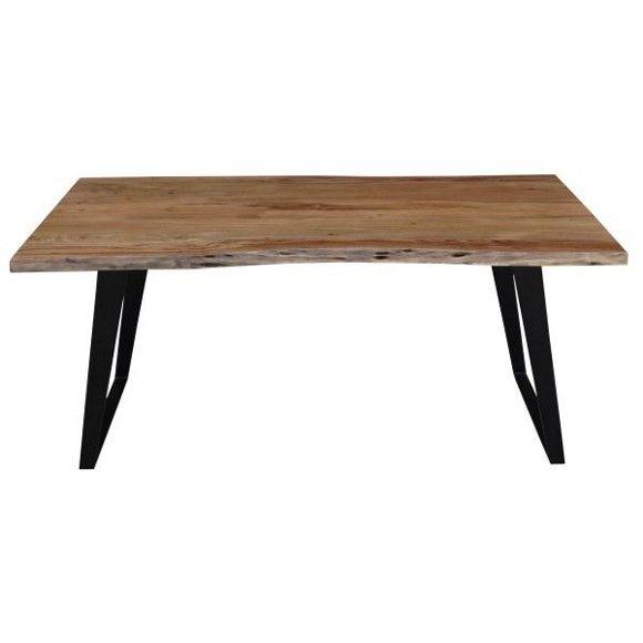 Esstisch Aus Akazienholz Moderner Chic Fur Ihre Wohnung Couchtisch Akazie Couchtisch Tisch