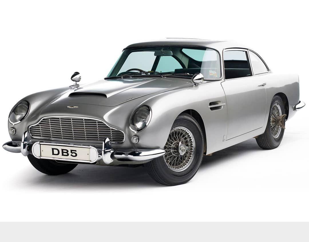 1965 Aston Martin Db5 007 James Bond Astonmartin Db5 Otomobilarsivi Cararchive Car Cars Carporn Car Aston Martin Db5 Aston Martin Db4 Aston Martin