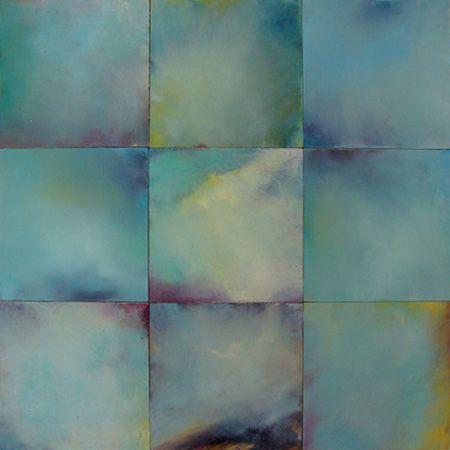 Annette Kraft van Ermel, Calm Squares, 2009