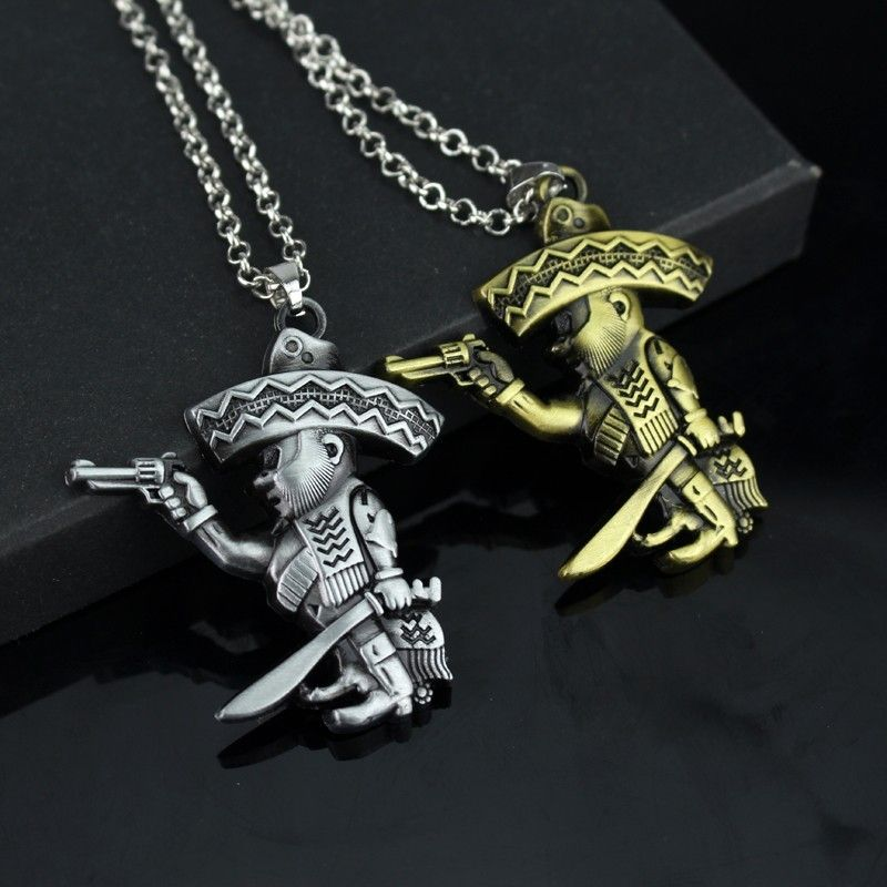 necklace mens pendant hammer fashion necklaces thor pp pendants biker online