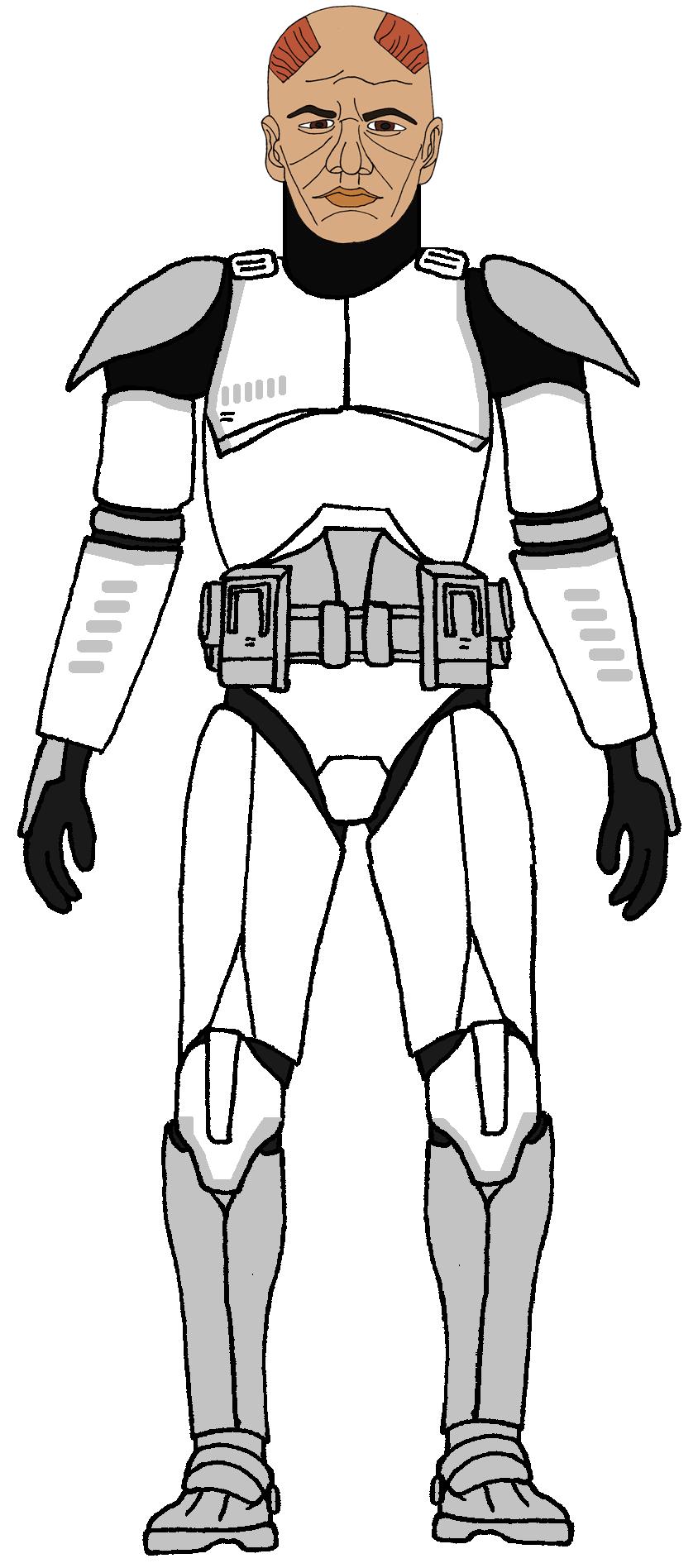 Clone Trooper Commander Gree 4 Star Wars Clone Wars Star Wars Pictures Star Wars Trooper