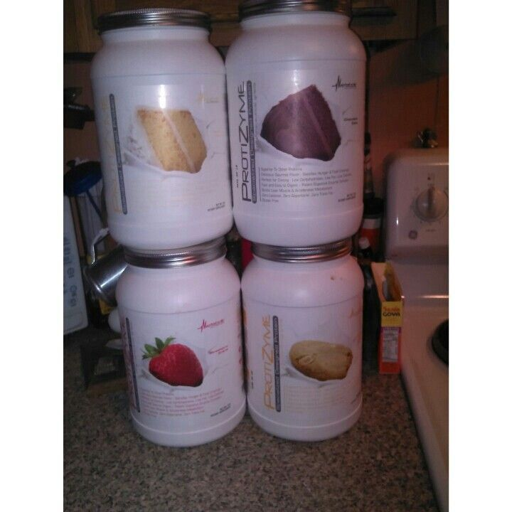 My protizyme protein powder