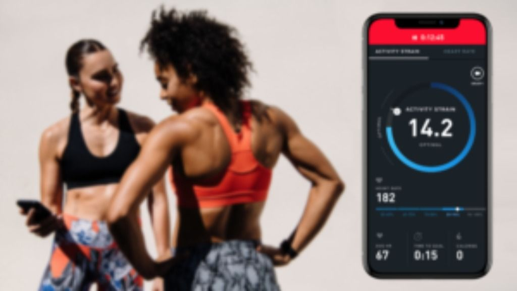 Whoop Strap 3 0 Fitness Membership Gym Goers Fitness Tracker