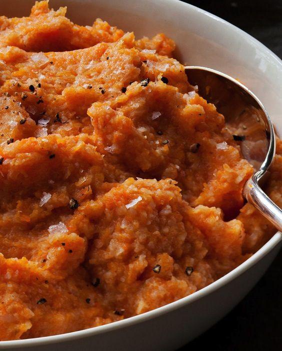 Recipe The Barefoot Contessas Carrot And Cauliflower Puree