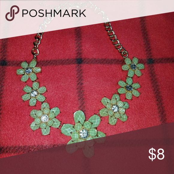 3a0f8644709290 Necklace Great necklace in an awesome color green Jewelry Necklaces ...