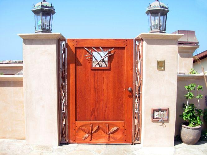 Image detail for -Unique Wooden Gates 12 – Lido Gates