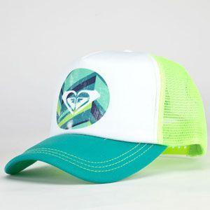 ROXY Truckin Womens Trucker Hat Gorras Roxy 7e3c62280a0