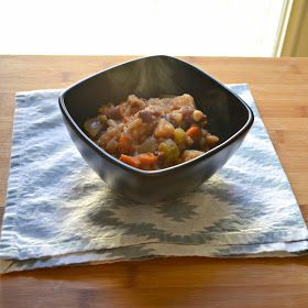 The Inventive Vegetarian: Recipe ReDux: Cholent