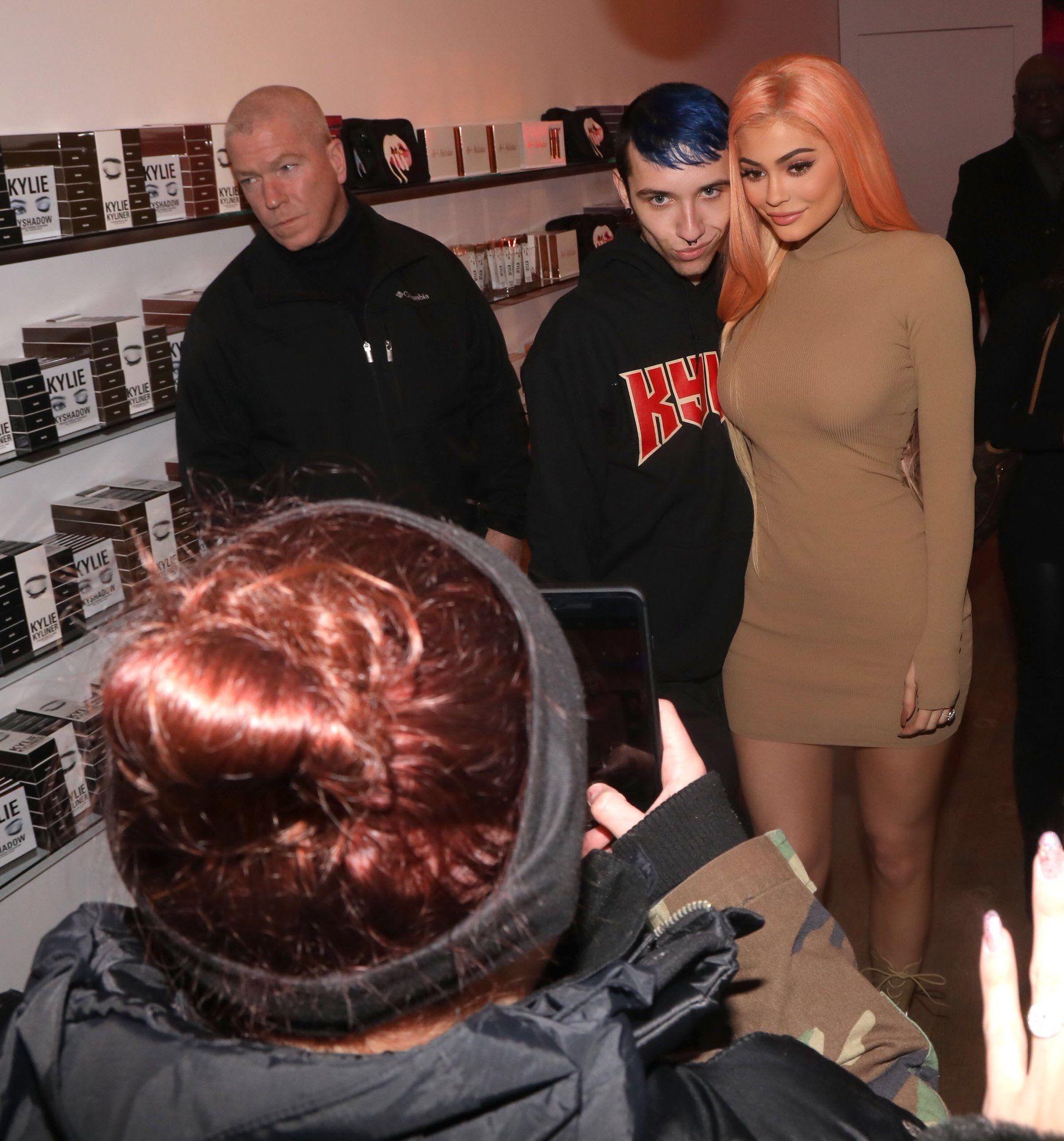 Kylie Jenner 02/13/17