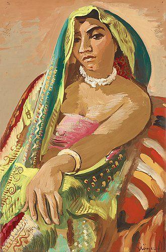 Isaac Grünewald - Hinduiskan i den Indiska Sjalen 1927