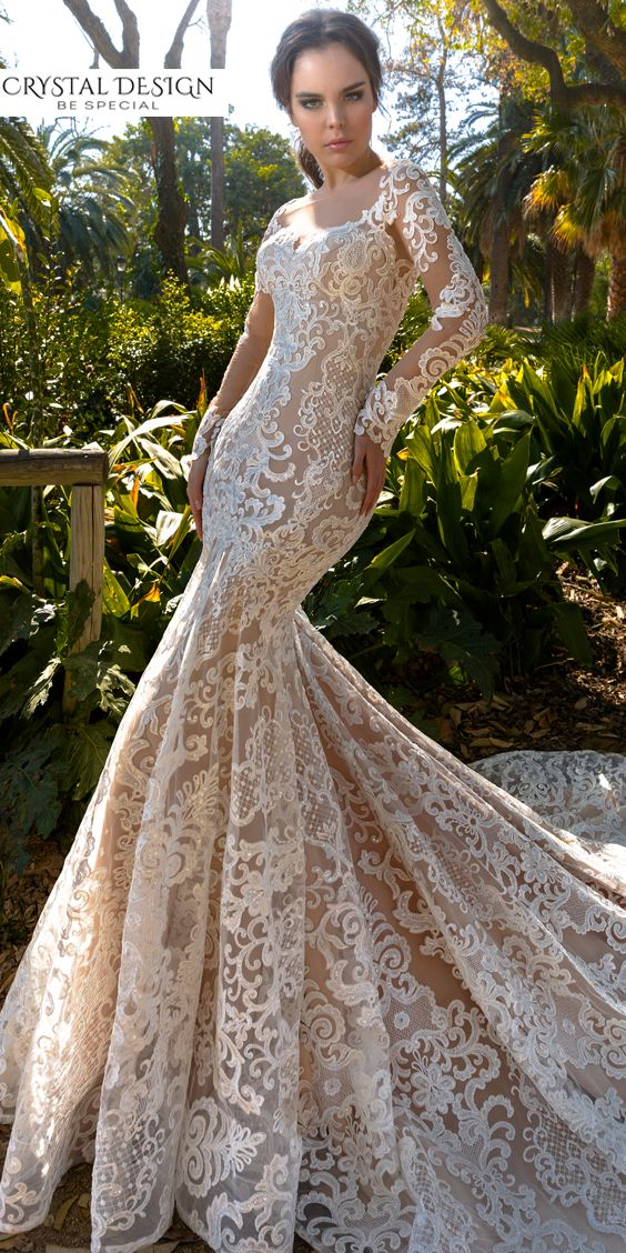 Crystal Design Bridal gowns, Wedding dresses, Gowns